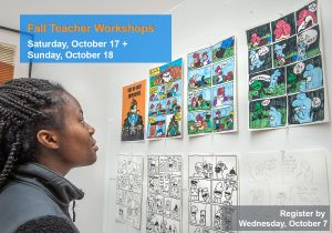 Fall Teacher Workshops