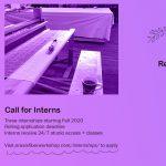 Intern at Praxis Fiber Workshop