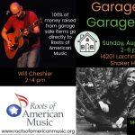 Garage Sale/Garage Band
