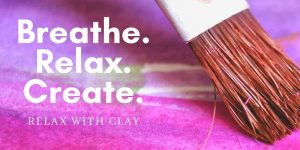 Breathe. Relax. Create.