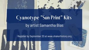 "Cyanotype ""SunPrint"" Kit"