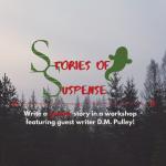 Weekend Ink: Stories of Suspense