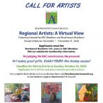 Regional Artists: A Virtual View