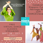 Flamenco & Modern with Limon Company Presented by DANCECleveland