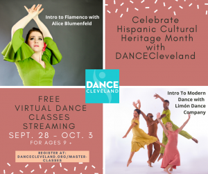 Flamenco & Modern with Limon Company Presented...