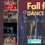 Fall for DANCECleveland- Virtual Fall Dance Series