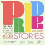 Pride in our Stories - Queer and Trans Youth of Color Open Mic