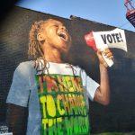 """""""VOTE!"""" Mural Dedication"""