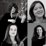Tuning In: The Athena String Quartet