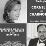 Tuning In: Cornelius and Charnofsky