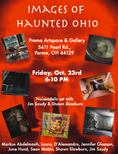 Haunted Images of Ohio