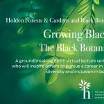 Scientist Lecture Series: Growing Black Roots