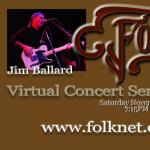 Alex Bevan and Jim Ballard Vitual Concert