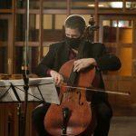 Thankfulness in Solitude: Solo Cello Concert