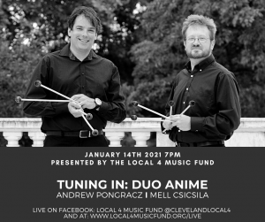 Tuning In: duo Anime