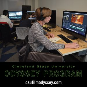 Odyssey Intensive: Postproduction
