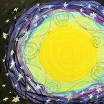 A Virtual Healing Arts Workshop - Painting the Light