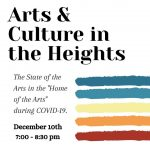 Arts & Culture in the Heights