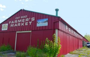 East Cleveland Farmers' Market Preservation Society
