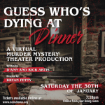 North Coast Men's Chorus presents: Guess Who's Dying at Dinner