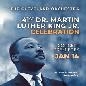 Dr. Martin Luther King Jr. Celebration Concert (2018)