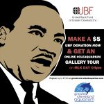 Online MLK Day Tropical Forest Gallery Visit benefiting United Black Fund