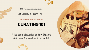 Curating 101: A Panel Discussion