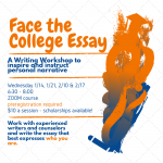Face the College Essay