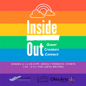 Weekly Ink: Inside Out: Queer Creators Connect
