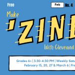 'Zine Making with the Cleveland Print Room