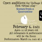 """Auditions for """"Scenes from a Quarantine"""""""