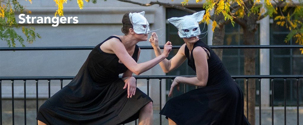 Strangers: Producing a New Ballet in a Pandemic