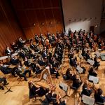 CIM Orchestra led by Carlos Kalmar