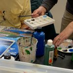 Quiet Painting & Assemblage Group
