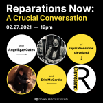 Reparations Now: A Crucial Conversation
