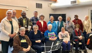 Free online choir for adults ages 55+