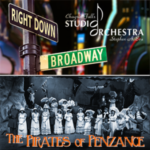 Right Down Broadway & The Pirates of Penzance
