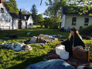 EcoX: Ecological Consciousness Exchange: Sound and Activism