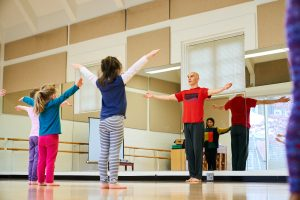 Spring Dance Classes with Inlet Dance Theatre