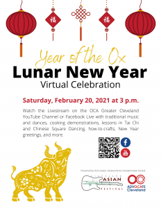 Lunar New Year Celebration 2021
