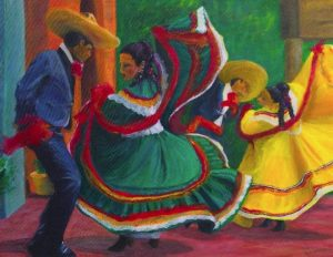Music from Latin and South America
