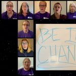 """World-Premiere Video Production of """"Be The Change"""""""