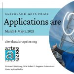 Cleveland Arts Prize APPLICATIONS ARE OPEN!