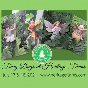 Fairy Days at Heritage Farms - Socially Distanced ...