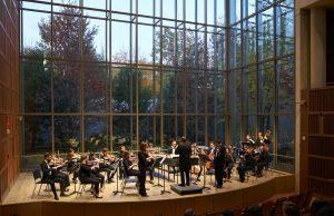 CIM Orchestra led by Ilya Kaler