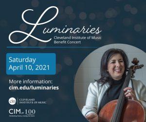 CIM Luminaries Benefit Concert