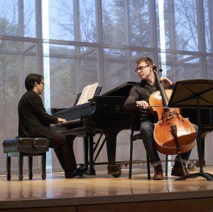 CIM Intensive Duo Concert II