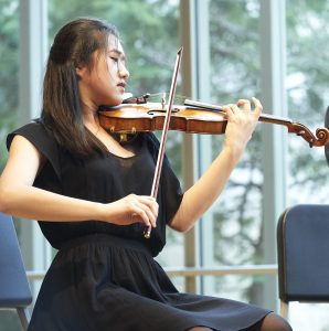 CIM Composition Department Recital