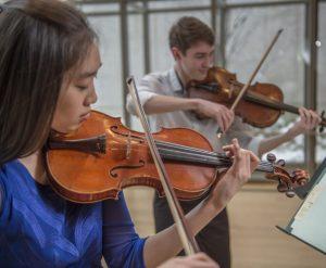 CIM String & Piano Ensembles Concert I
