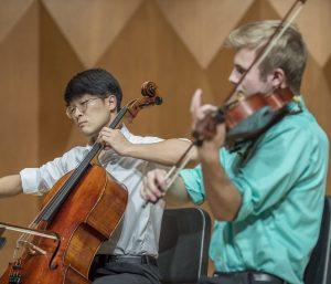 CIM String & Piano Ensembles Concert II